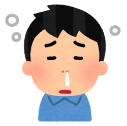 鼻の症状(鼻づまりや鼻水)が耳にも影響?