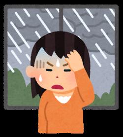 天気が悪いと耳の聞こえが悪くなったりしませんか?