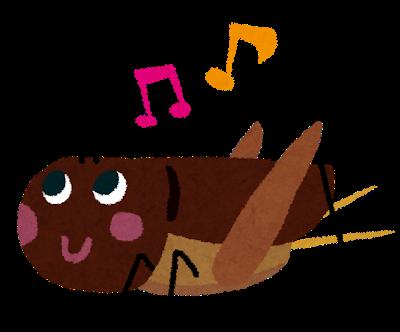 虫の「声」を聴く