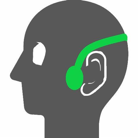 集音器と骨伝導の仕組みについて