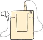 集音器のイメージ